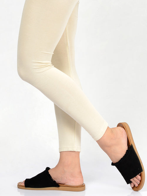 Basic Tights-Off White