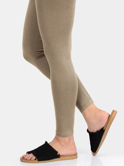 Basic Tights-Light Brown