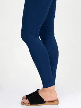 Basic Tights-Blue