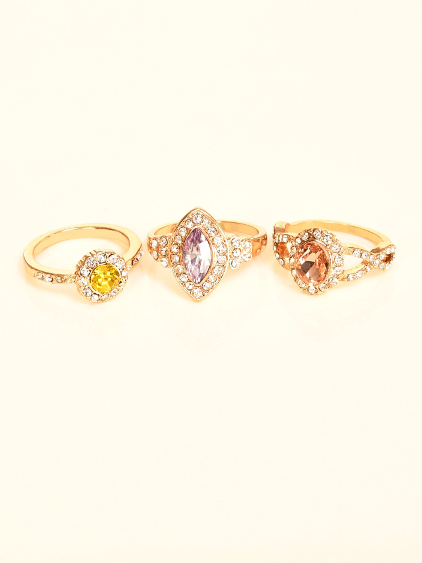 Antique Rings Set
