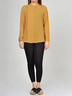 Yellow Grip Top