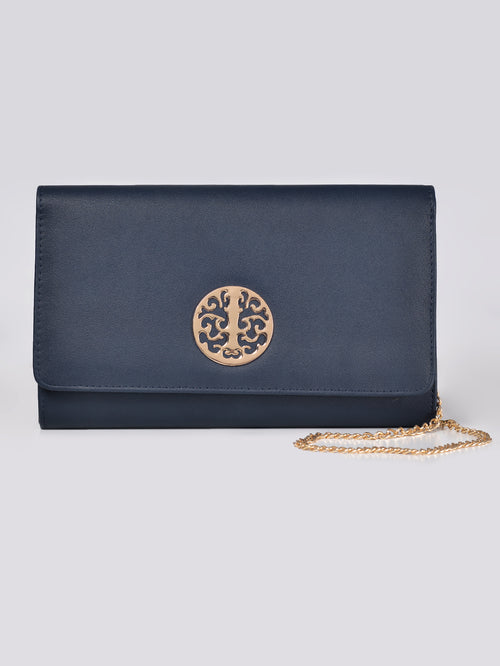 Metallic Detail Clutch