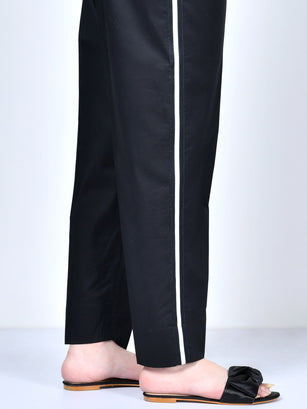 Striped Cambric Trouser