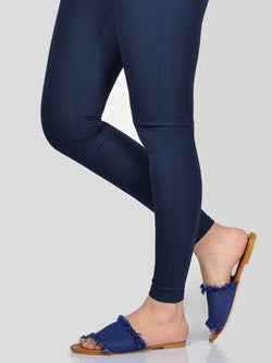 Jeggings-Navy Blue