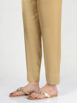 Basic Silk Trouser
