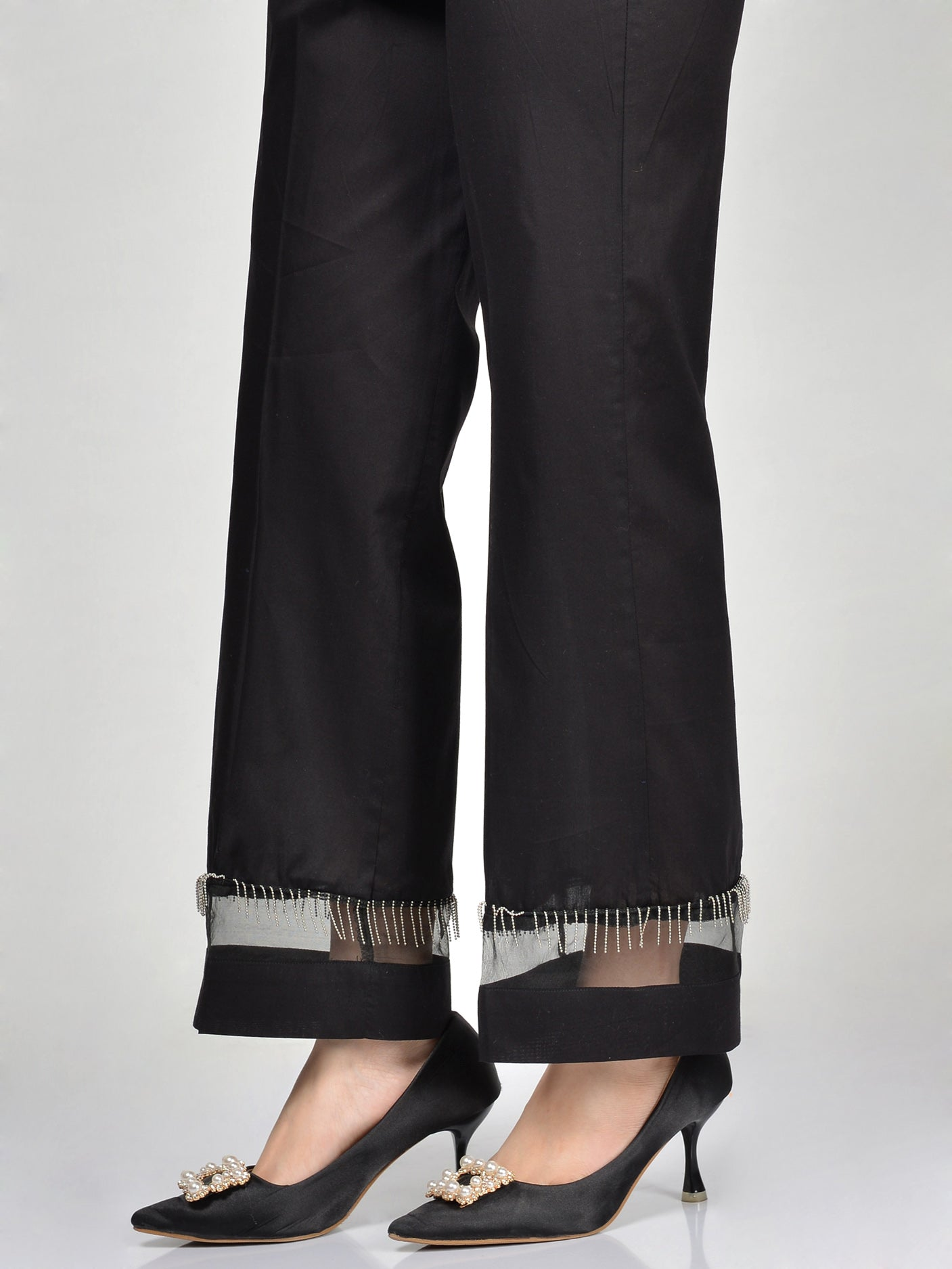 Formal Cambric Pants
