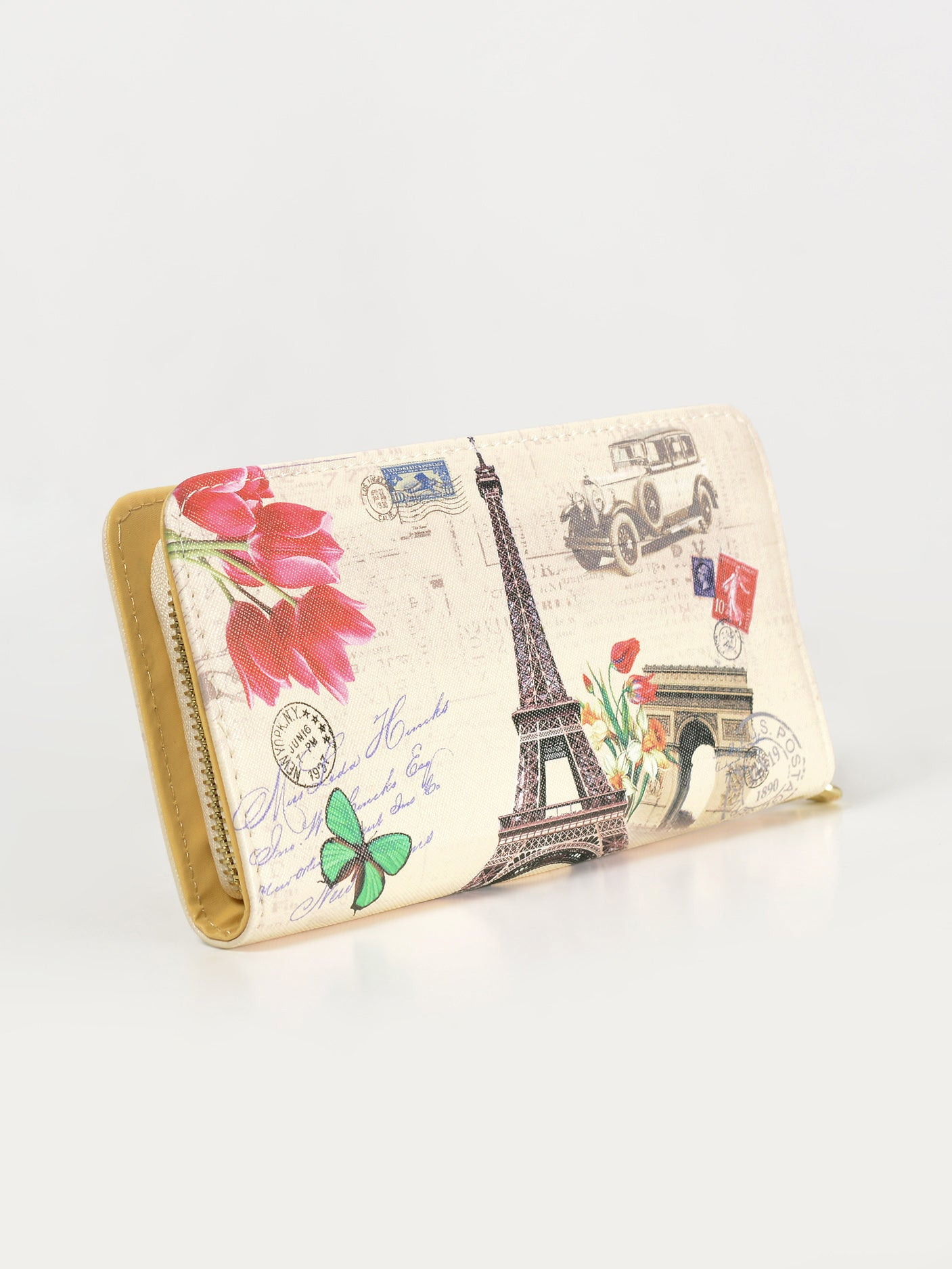 Eiffel Tower Wallet