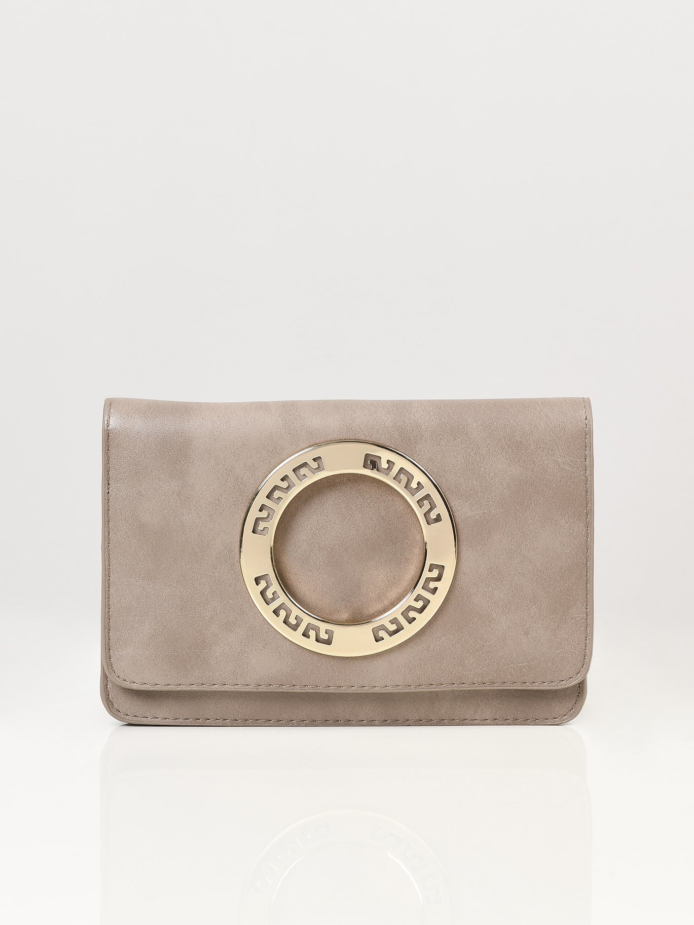 Metallic Detail Bag