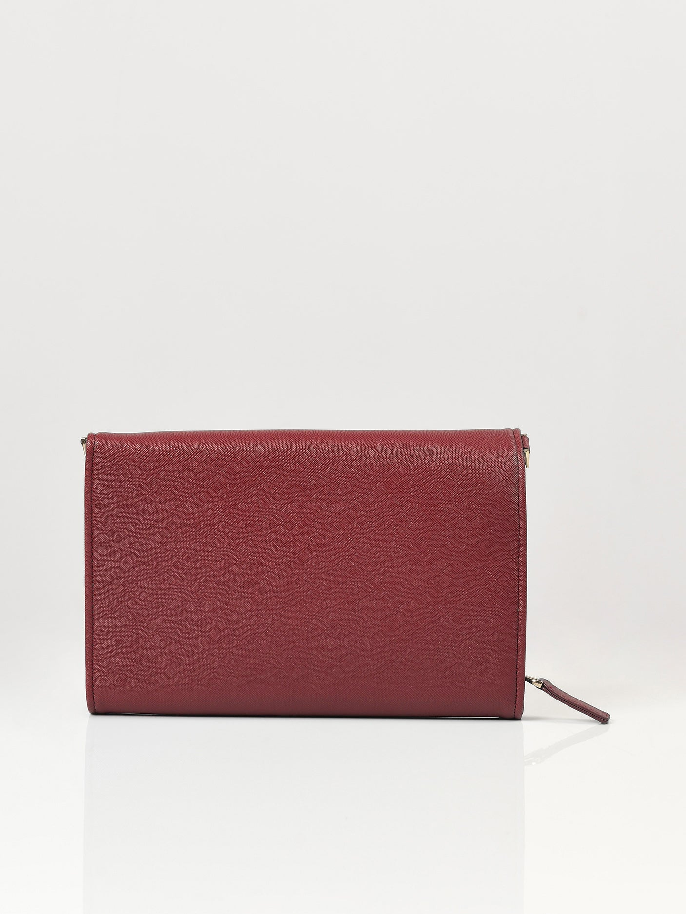 Textured Diary Clutch