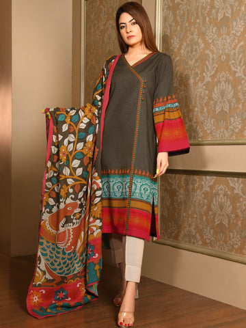 2-Pc Winter Cotton Suit