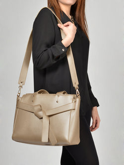 Bow Shoulder Bag