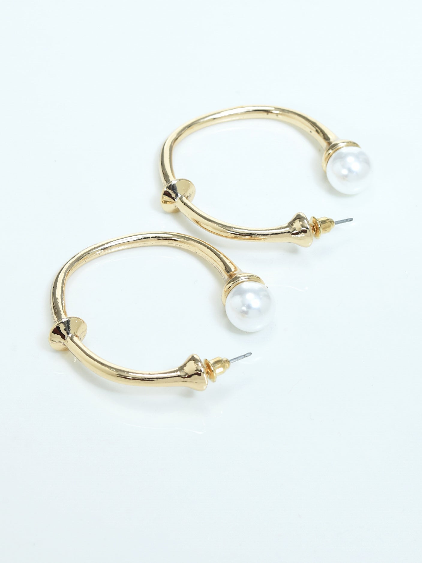 Pearl Finish Hoops