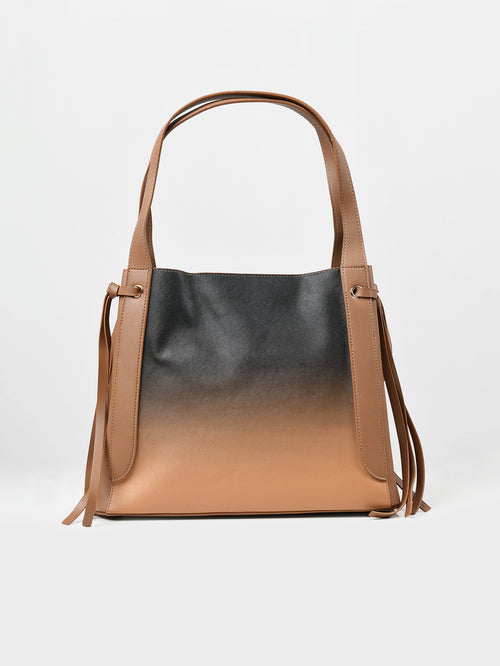Shaded Shoulder Bag