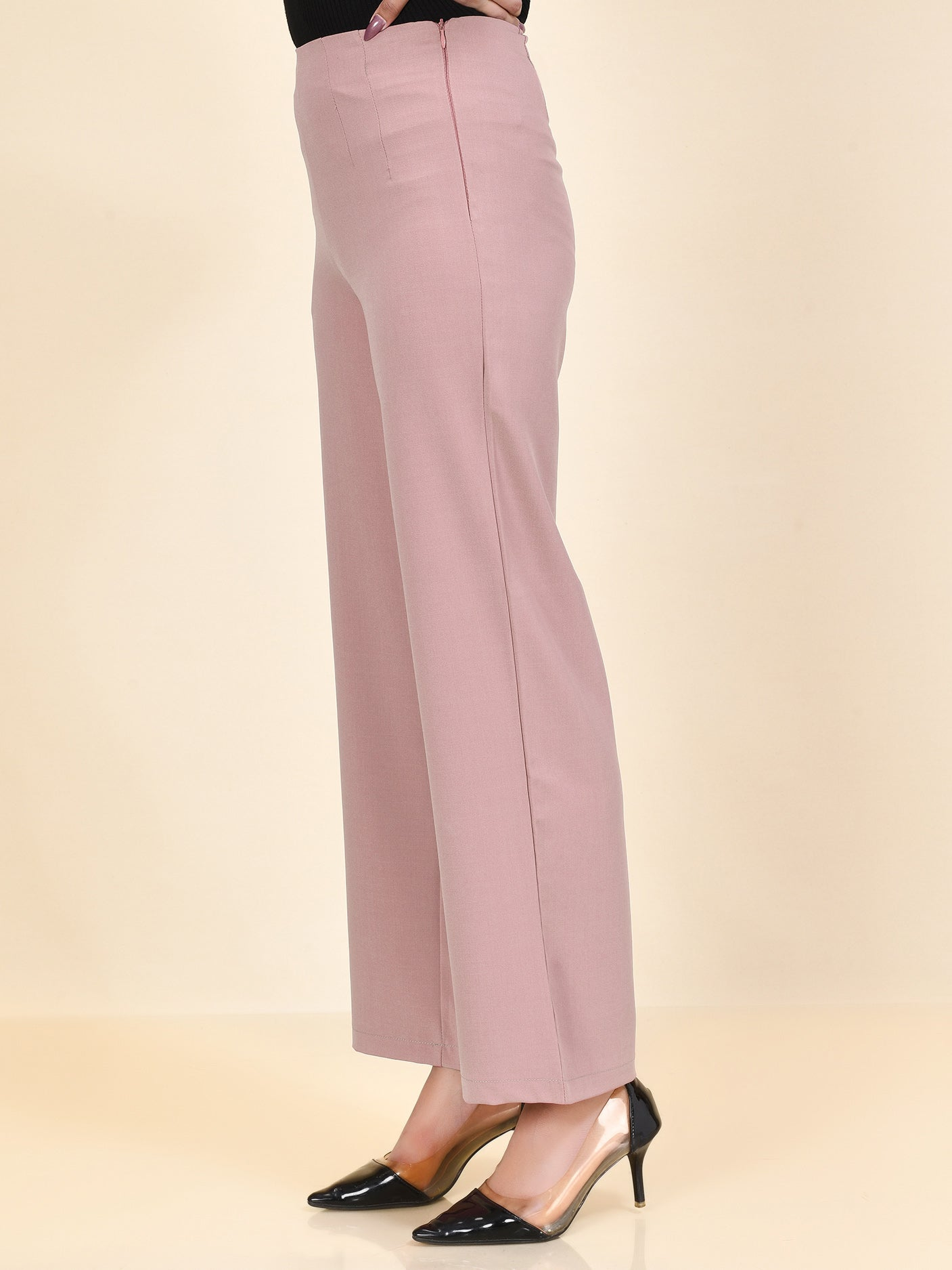 Grip Pants - Light Pink