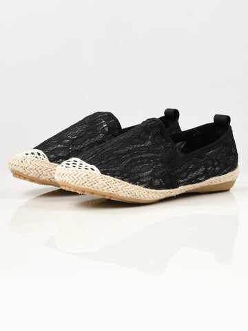 Net Shoes - Black