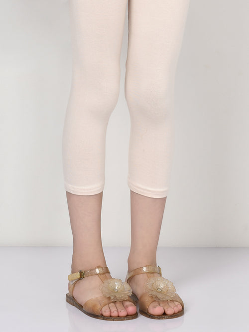 Basic Tights - Beige