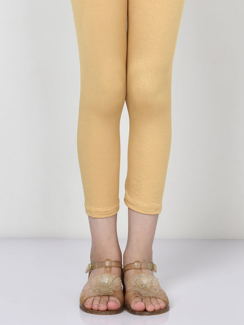 Shimmer Tights - Golden