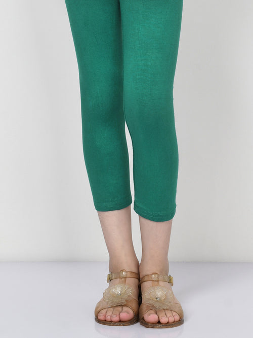 Basic Tights - Green
