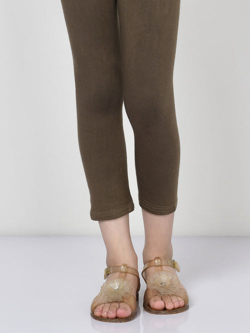 Basic Tights - Brown