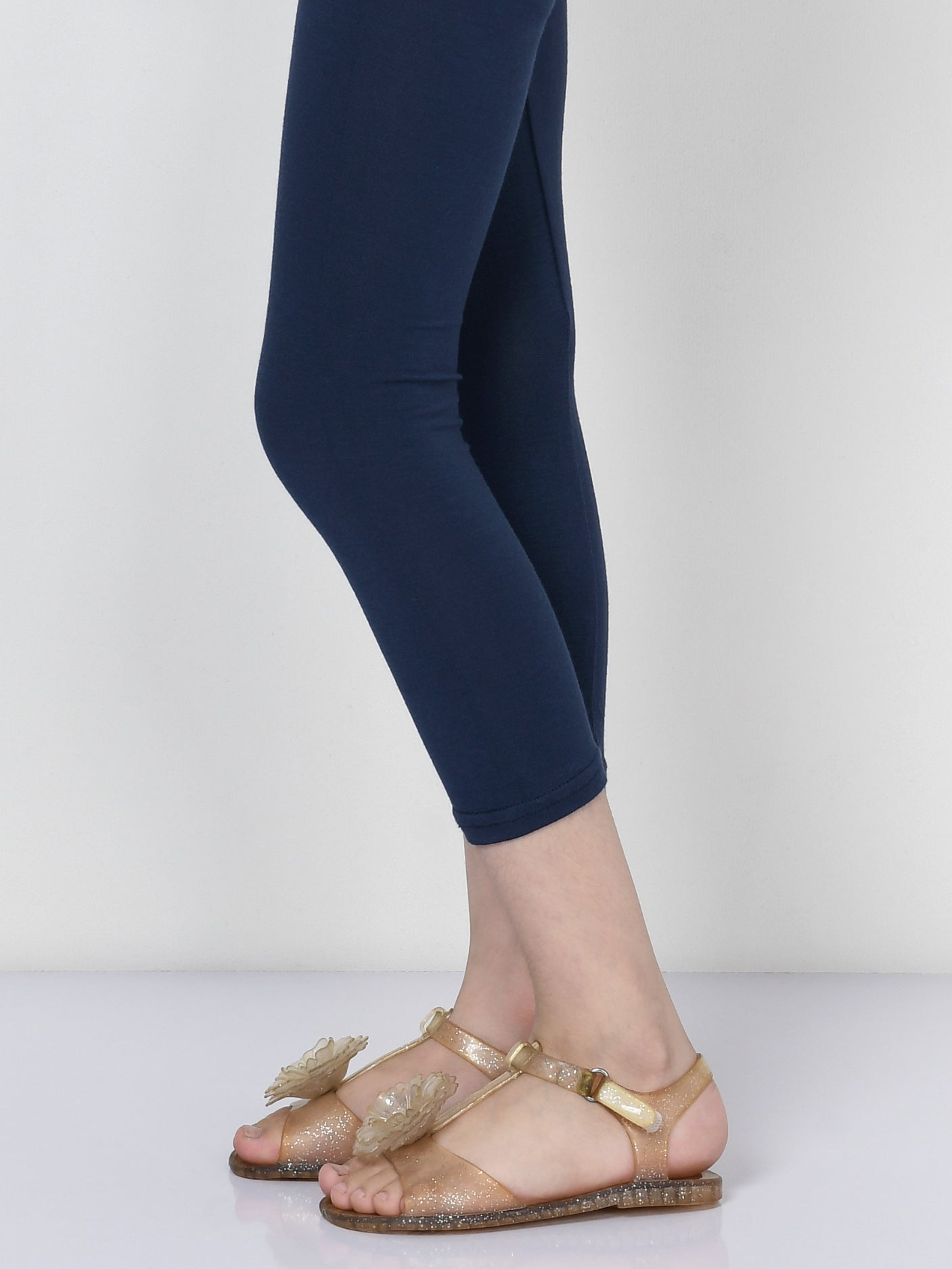 Basic Tights - Navy Blue