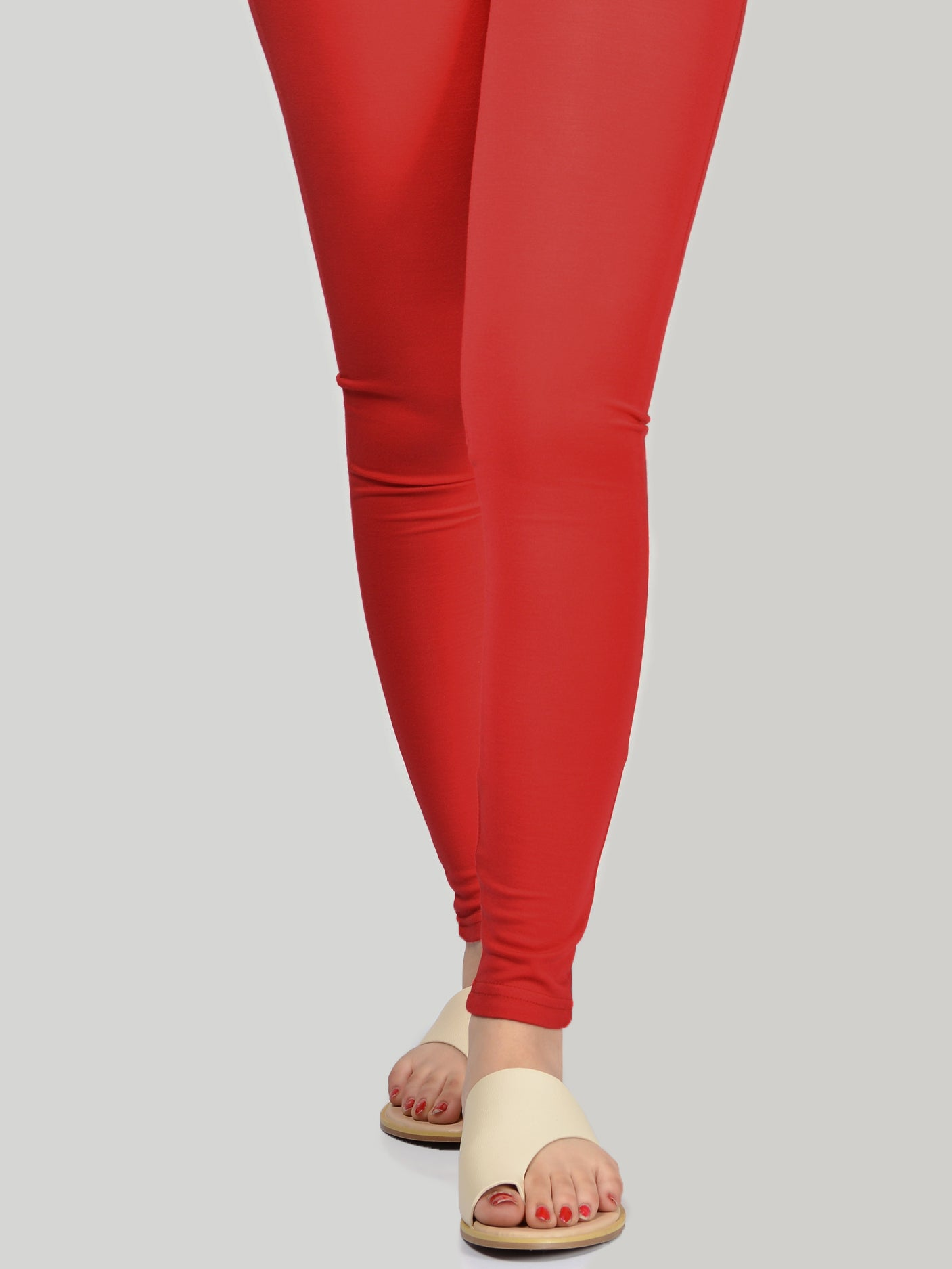 Jeggings-Red