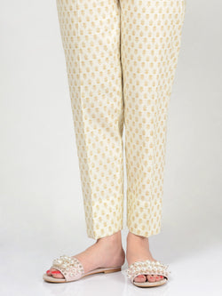 Cambric Printed Trouser