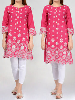 Limelight Official Embroidered Lawn Shirt P0136
