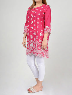 Pret Embroidered Lawn Shirt P0136 Online