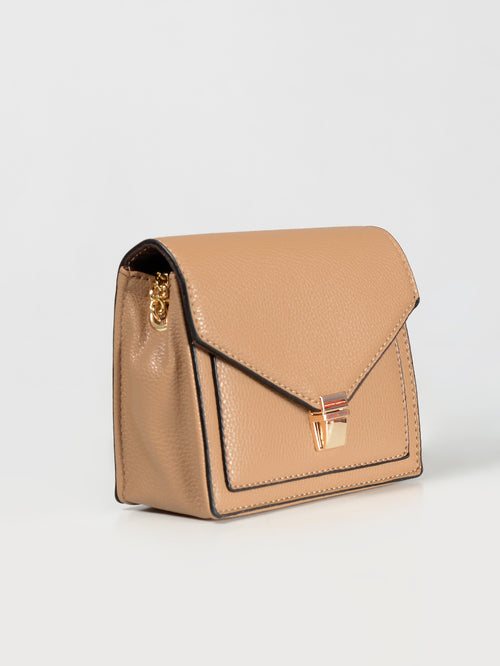Box Shaped Handbag
