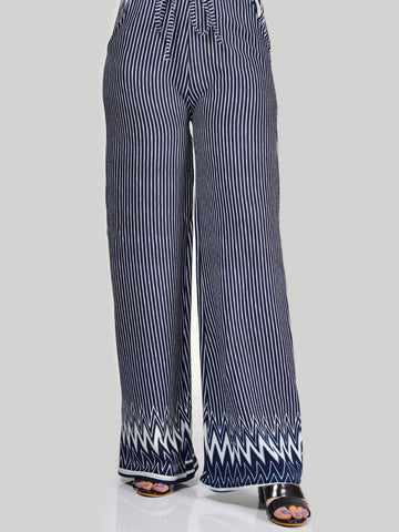 Stripe Detail Pants
