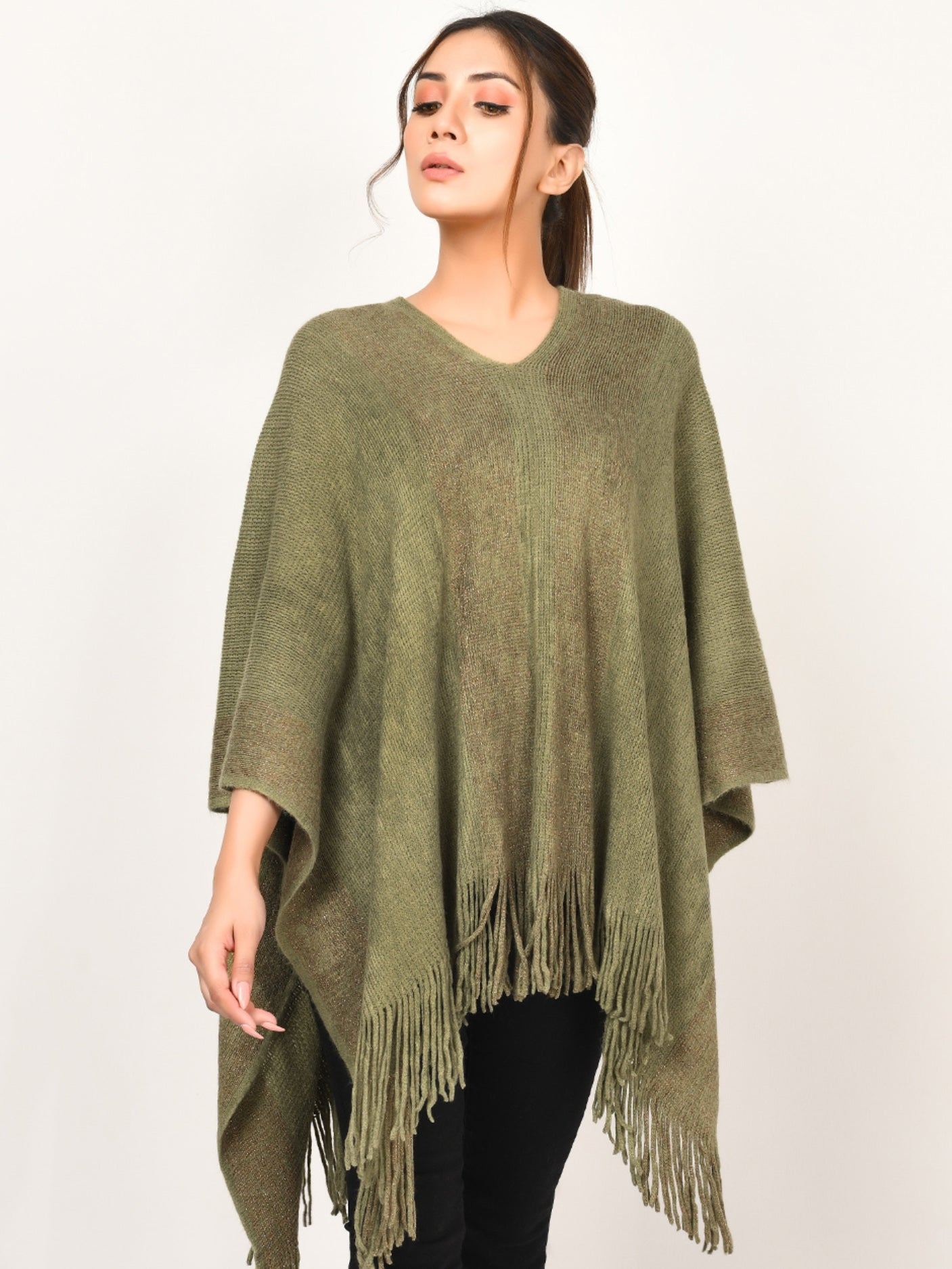 Shimmery Cape