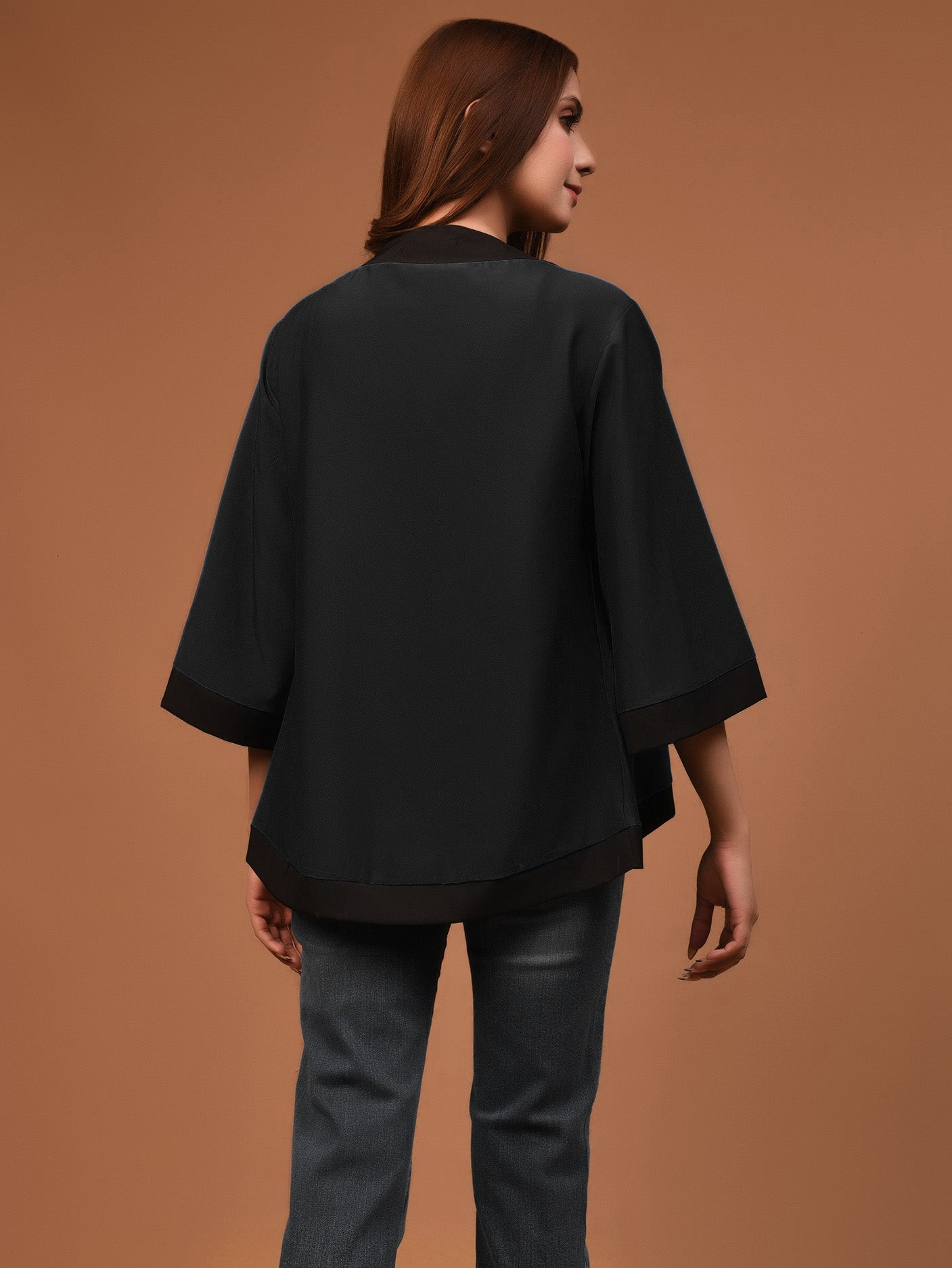Short Grip Cape