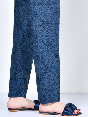 Printed Cambric Trouser