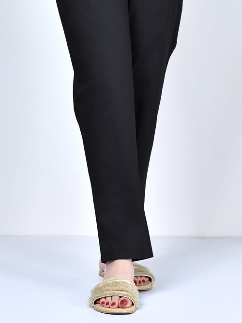 Pocketed Trouser-Black