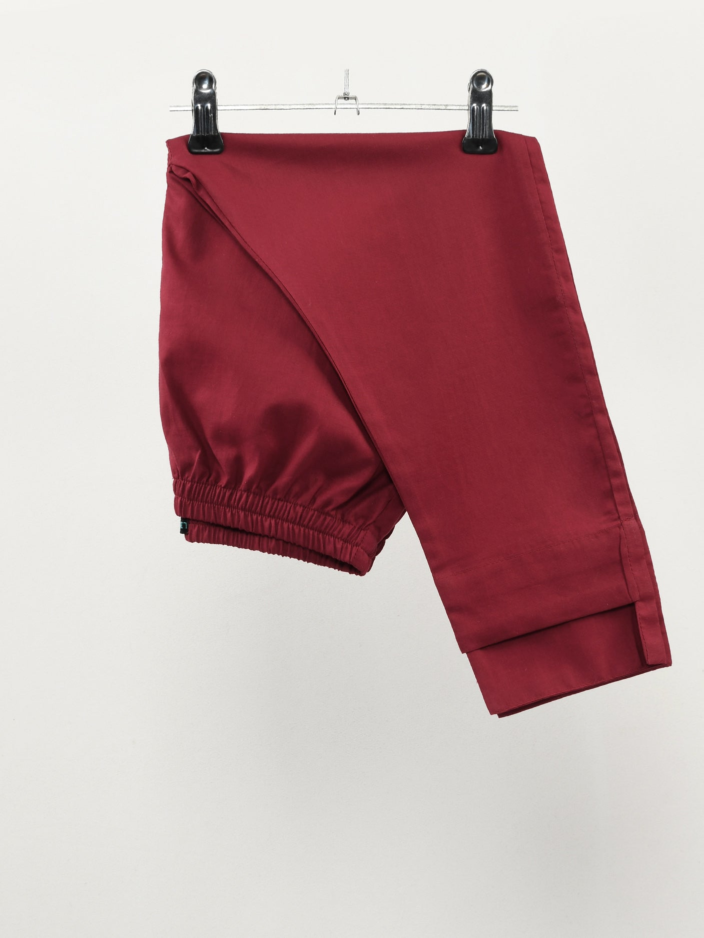 Cambric Pants - Maroon