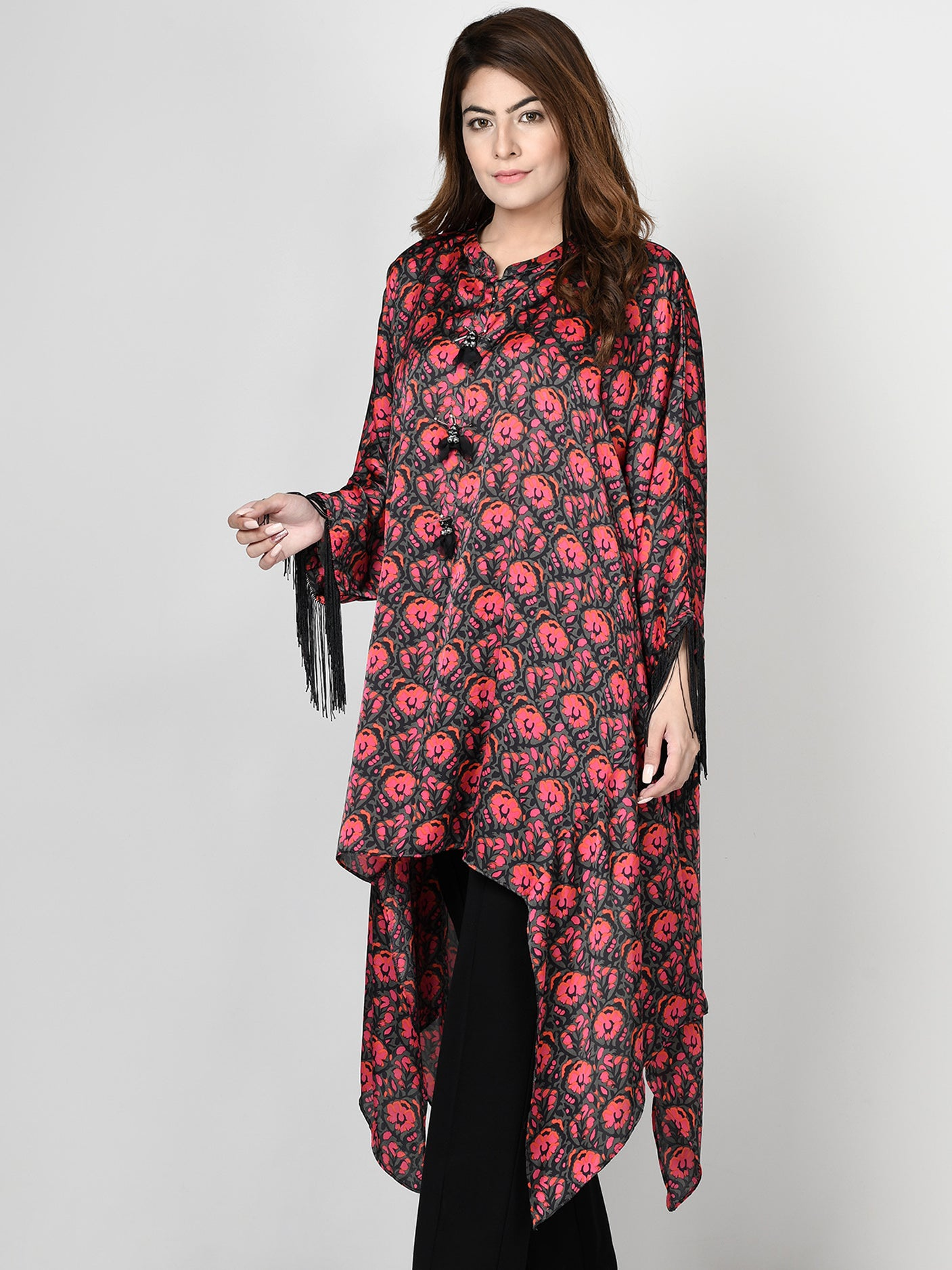 Limelight Online Embroidered Lawn Shirt P2343-SLL-PLM