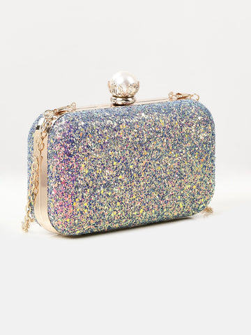 Sparkle Box Clutch