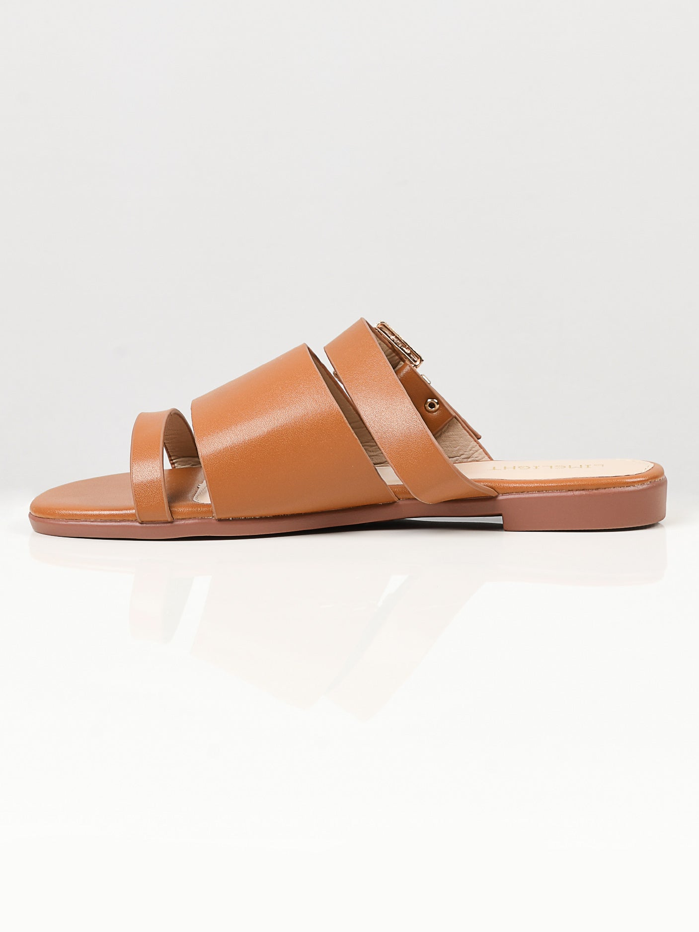 Basic Sandals - Brown