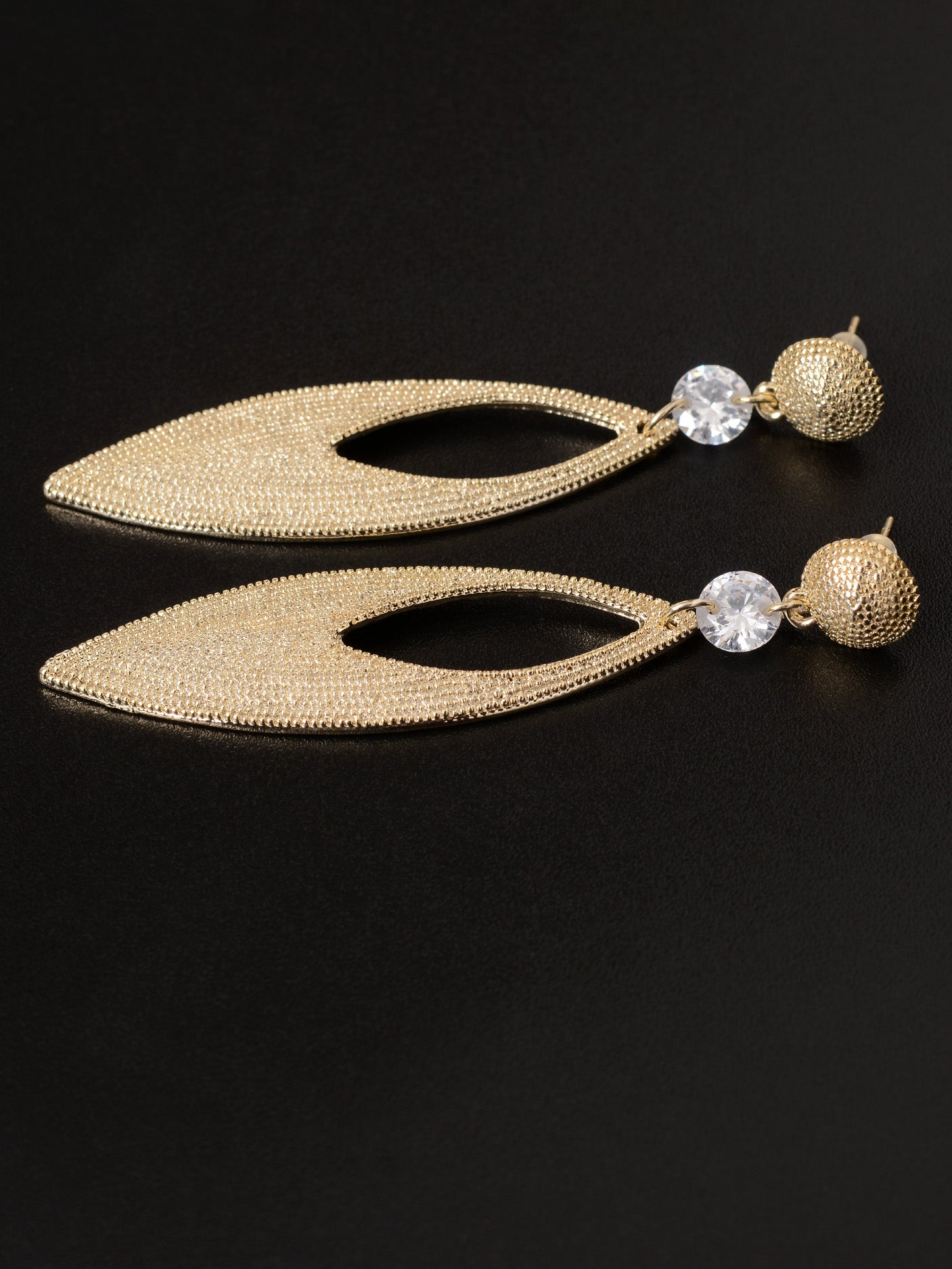 Textured Earrings