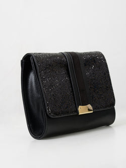Black Sparkle Handbag
