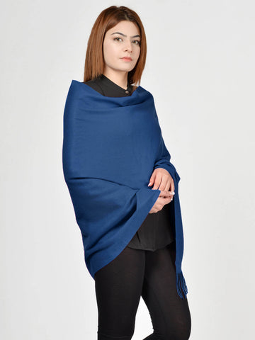 Plain Woolen Shawl