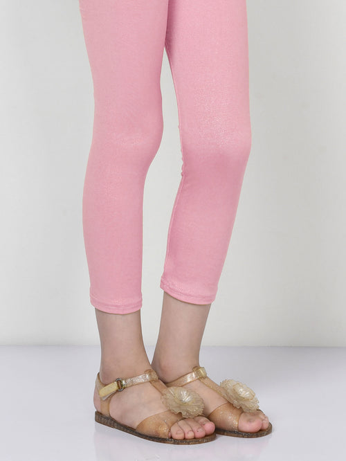 Shimmer Tights - Pink
