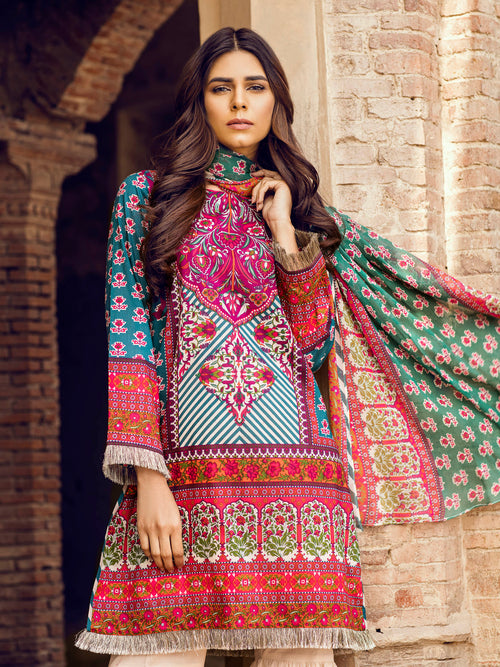 Ethnic Fantasy (3 piece suit)