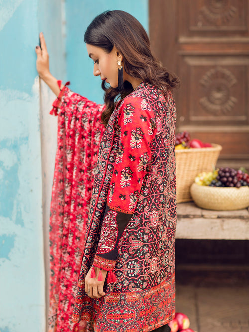 RED Ethnic Bloom