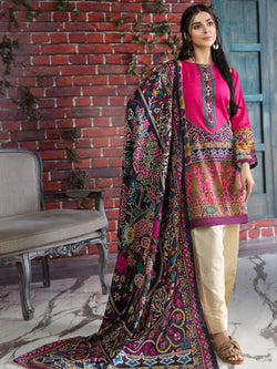 Mughal Tales Suit (Winter Cotton)