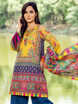 Kashmir Chintz (2 Piece Suit)