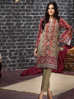 Folk Diaries Shirt (Khaddar)