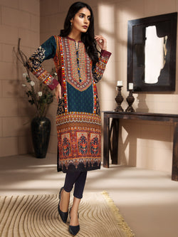 Baloch Jewels Shirt (Khaddar)