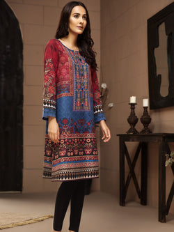 Culture Notch Shirt (Khaddar)