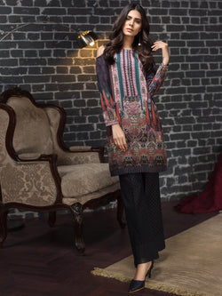 Bright Night Shirt (Khaddar)